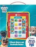 Disney Puppy Dog Pals - Me Reader Electronic Reader with 8 Book Library [With Battery]