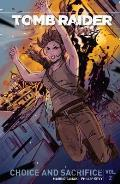 Tomb Raider Volume 2 Choice & Sacrifice