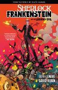 Black Hammer Sherlock Frankenstein Volume 01
