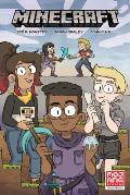 Minecraft Volume 1 Graphic Novel