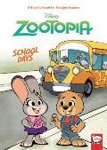 Disney Zootopia School Days Younger Readers Graphic Novel