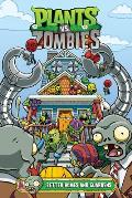 Better Homes and Guardens (Plants vs Zombies Volume #15)