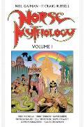 Norse Mythology Volume 1 Graphic Novel