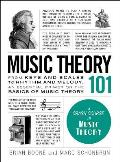 Music Theory 101 From Keys & Scales to Rhythm & Melody an Essential Primer on the Basics of Music
