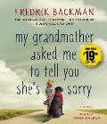 My Grandmother Asked Me to Tell You She's Sorry: Britt-Marie 1