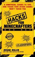 Hacks for Minecrafters Box Set 6 Unofficial Guides to Tips & Tricks That Other Guides Wont Teach You
