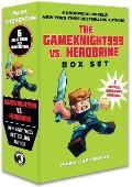Gameknight999 vs Herobrine Box Set Six Unofficial Minecrafters Adventures