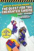 The Quest for the Enchanted Sword, Volume 3: An Unofficial Graphic Novel for Minecrafters