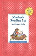 Meadow's Reading Log: My First 200 Books (Gatst)