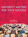 University Matters for Your Success