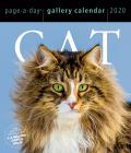 Cal20 Cat Page a Day Gallery Calendar