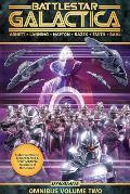 Battlestar Galactica Classic Omnibus Volume 2