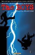 Boys Volume 09 The Big Ride Garth Ennis Signed