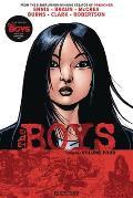 Boys Omnibus Volume 04