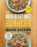 Keto Reset Diet Reboot Your Metabolism in 21 Days & Burn Fat Forever
