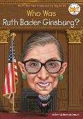 Who Is Ruth Bader Ginsburg