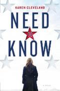 Need to Know A Novel