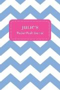 Julie's Pocket Posh Journal, Chevron