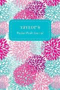 Taylor's Pocket Posh Journal, Mum