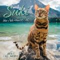 Suki the Adventure Cat 2021 Wall Calendar