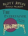 Scott Joplin Piano Scores - The Entertainer and Other Classics by the King of Ragtime
