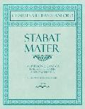 Stabat Mater - A Symphonic Cantata - For Soli, Chorus and Orchestra - Sheet Music for Pianoforte - Op.96