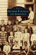 Monroe Township and Jamesburg