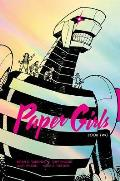 Paper Girls: Deluxe Edition 2