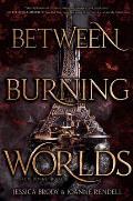 Between Burning Worlds (System Divine #2)