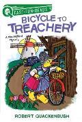 Bicycle to Treachery: A Miss Mallard Mystery