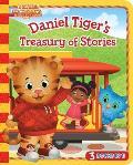 Daniel Tigers Treasury of Stories 3 Books in 1