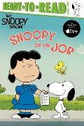 Snoopy on the Job: Ready-To-Read Level 2
