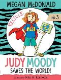 Judy Moody 03 Judy Moody Saves the World