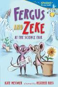 Fergus & Zeke at the Science Fair