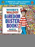 Wheres Waldo The Boredom Buster Book 5 Minute Challenges
