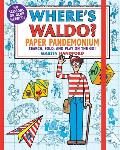 Where's Waldo? Paper Pandemonium