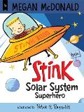 Stink Solar System Superhero