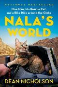 Nalas World One Man His Rescue Cat & a Bike Ride around the Globe