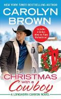 Christmas with a Cowboy Includes a bonus novella