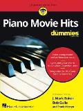 Piano Movie Hits for Dummies - Piano Arrangements with Performance Notes, Lyrics, and Guitar Chords