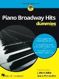 Piano Broadway Hits for Dummies - Learning Made Easy: A Songbook for Piano/Vocal/Guitar: Learning Made Easy