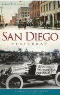 San Diego Yesterday