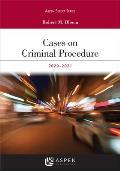 Cases on Criminal Procedure: 2019-2020 Edition