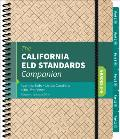 The California Eld Standards Companion, Grades 3-5