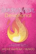 Flamingfiregirl Devotional: ...for God Has Made His Servants as Flames of Fire. (Hebrews 1:7)