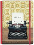 Plot Twist! Hardcover Journal: Writing Prompts to Fuel Your Imagination