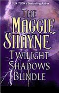 Maggie Shayne's Twilight Shadows Bundle
