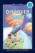 Discover Space Kids Can Read Level 3
