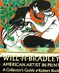 Will H Bradley American Artist In Print