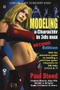 Modeling a Character in 3ds Max [With Cdrm]